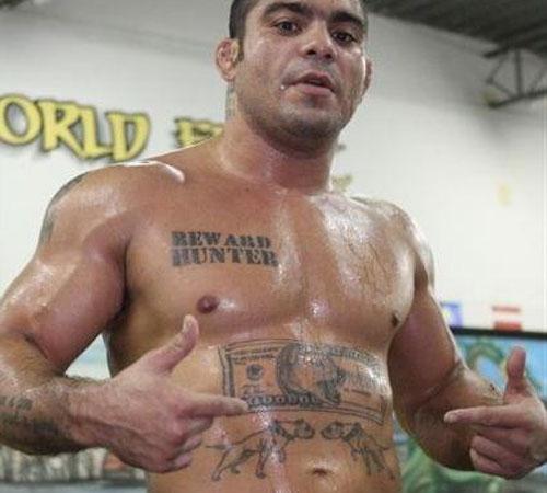 Paulo Filho Pitbulls Tattoo