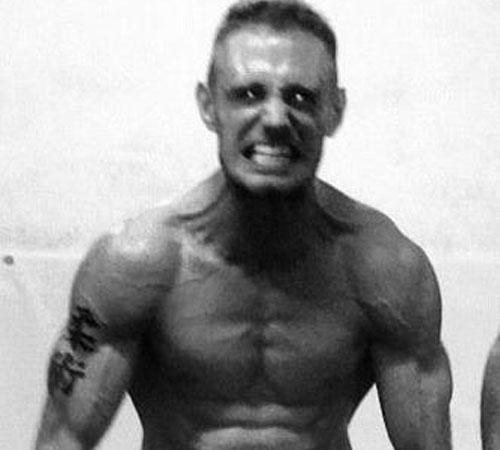 Jack Cronin\'s Jiu Jitsu Kanji Tattoo