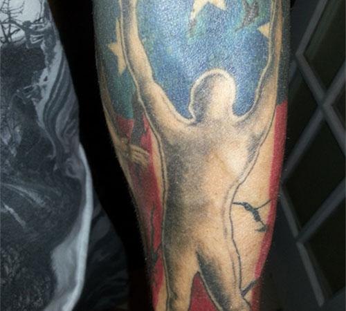 American Top Team Tattoo 2