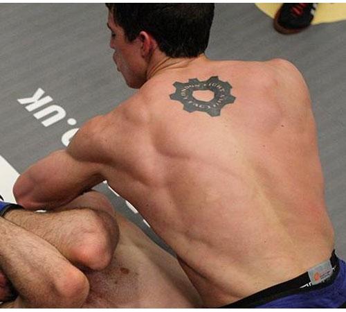Jeremy Petley\'s LFF Tattoo