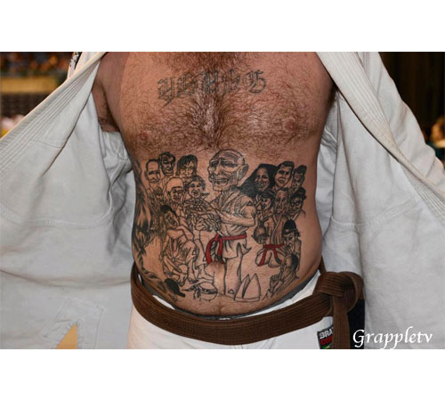 Mike Young Tattoo