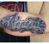 Acredite - Believe BJJ Tattoo
