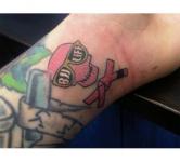 BJJ Life Tattoo