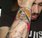 Helio Gracie Tattoo