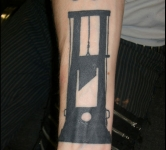Guillotine Tattoo