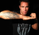 Jake Shields American Jiu Jitsu Tattoo
