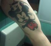 James Costa Tattoo