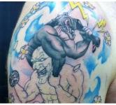 Simon Hayes Tattoo