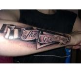 The Gracie Way Tattoo