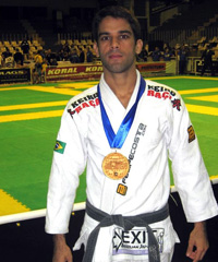 BJJ World Champ in Reality Show