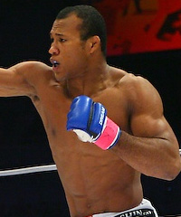 Ronaldo Jacare Souza vs Jason Mayhem Miller