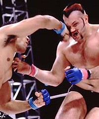"Heath Herring Vs Rodrigo Nogueira ""Minotauro"" 2001 Video"