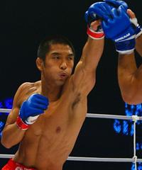Daisuke Nakamura vs Hideo Tokoro
