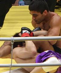 Shaolin Ribeiro vs Nakamura Fight