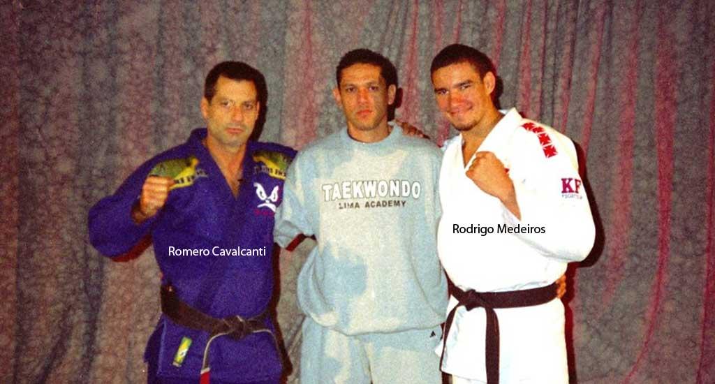 """Romero """"Jacaré"""" Cavalcanti"""
