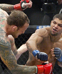 Andre Galvao Wins Strikeforce Debut