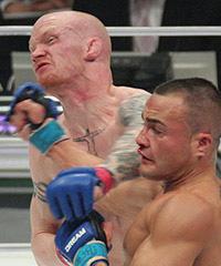Eddie Alvarez vs Joachim Hansen