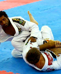 BJJ Show in World Pro Cup Trials