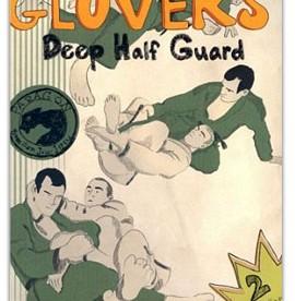 Jeff Glover's Deep Half Guard DVD review