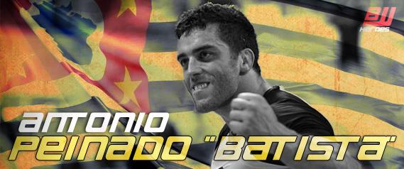 Antonio Peinado BJJ Heroes Page