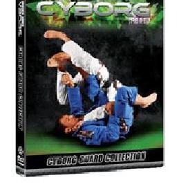 Roberto Cyborg Abreu Guard Collection DVD Review