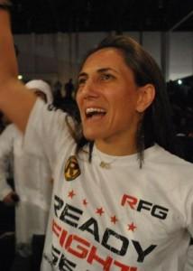 Caroline de Lazzer (Emirates Team)