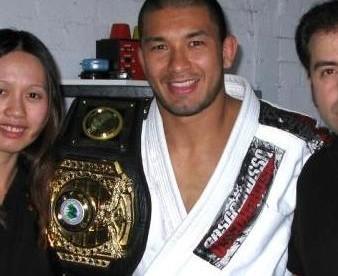 Mario Yokoyama (Gracie Oceania)