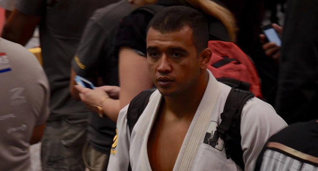 """Rodrigo """"Brucutu"""" Cabral"""