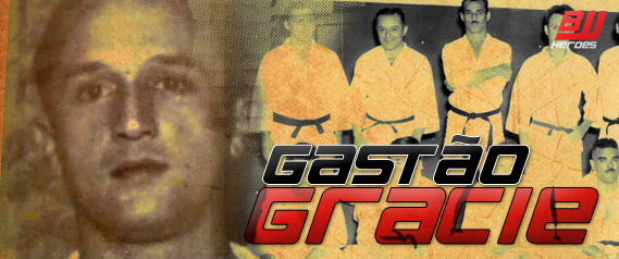 Gastao Gracie BJJ Heroes Page