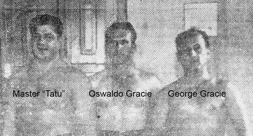 Oswaldo Gracie