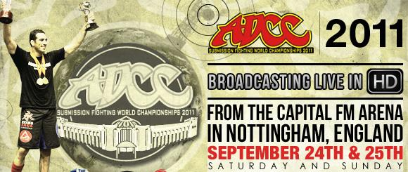 ADCC 2011 Live in HD