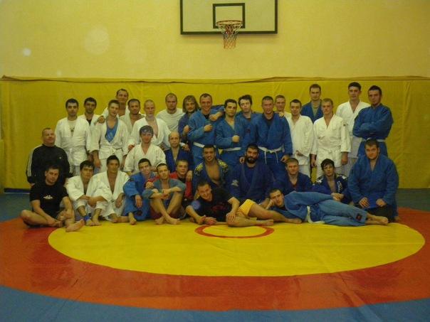 Alliance BJJ Russia