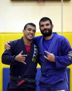 Rodrigo Cabral: Brazilian Jiu Jitsu in Russia