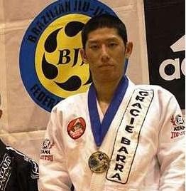 Ryo Ominami (Gracie Barra)