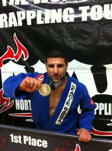 Salvatore Pace (Gracie Barra)
