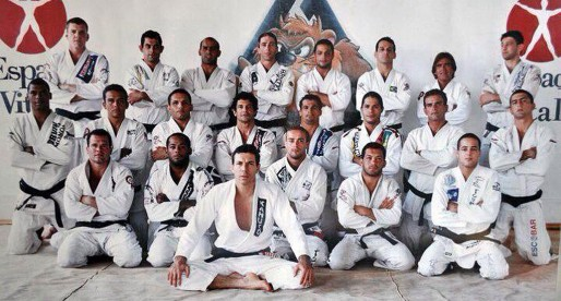 Gracie Barra Team