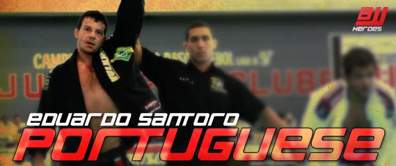 """Eduardo Santoro """"Portuguese"""" (Cia Paulista)"""