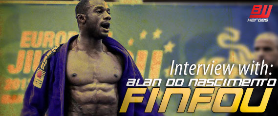 Alan Finfou Interview for BJJ Heroes