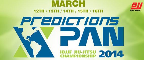 BJJ Pan American Championship Predictions