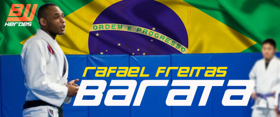 "Rafael Freitas ""Barata"" (Gracie Barra)"
