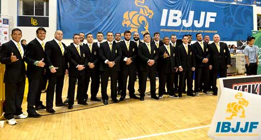 BJJ World Championships 2010 Results