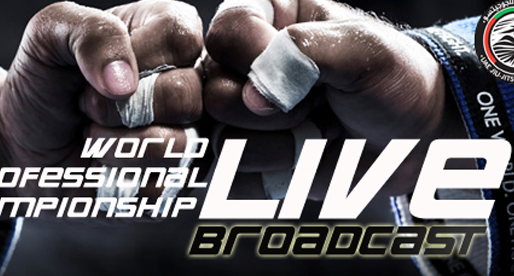 2014 BJJ World Pro Championship Stream – Broadcast