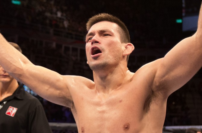 Demian Maia to fight for UFC Title