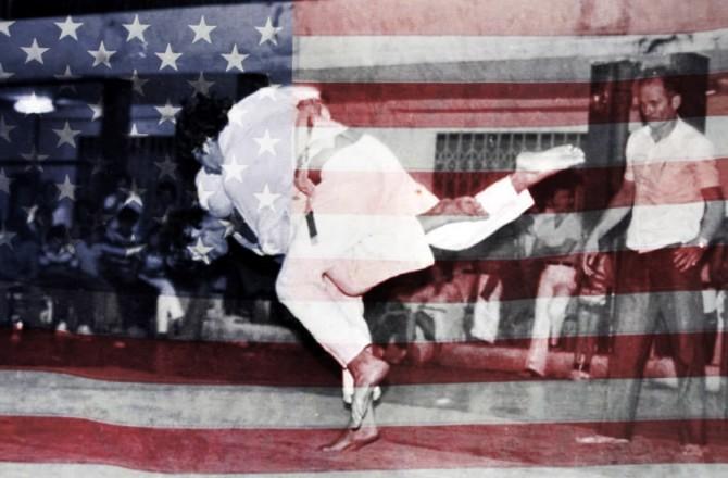 Scott Cowboy, the First American Jiu Jitsu Competitor