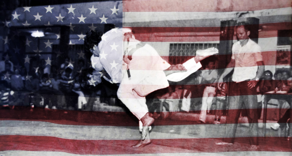 Scott Cowboy, the First American Jiu Jitsu Competitor