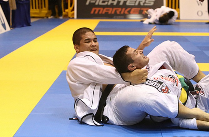 Jiu Jitsu World Pro Cup Final Results 2011