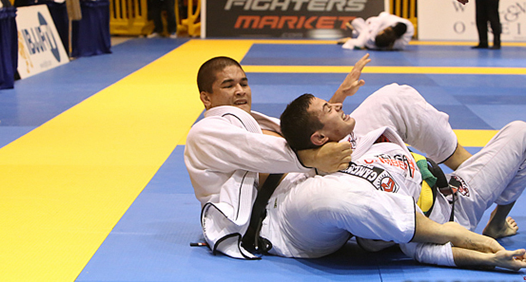 Jiu Jitsu World Pro Cup Final Results 2011
