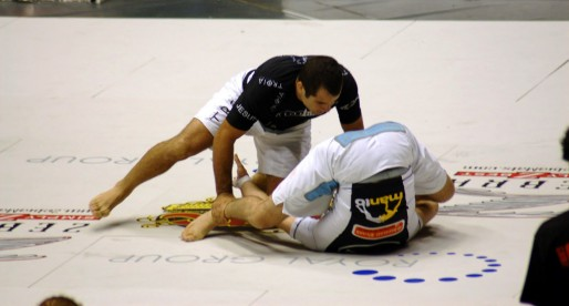Inverted Guard / Tornado Guard