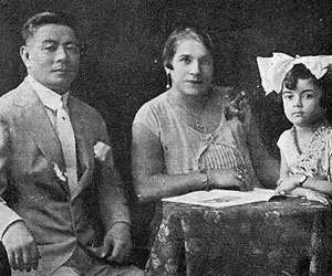 The Maeda family