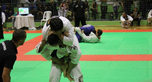 The Mata Leão, Rear Naked Choke